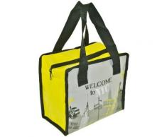 Lunch Bag Sac Panier Repas Fraicheur Isotherme City Welcome TO NYC - Autres