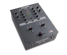 DJ Tech dif-1S Mixeur scratch DJ 2 canaux avec innoFader intégré - Table de mixage