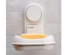 Distributeur de savon contemporain en abs - Accessoires de bain