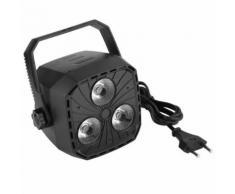1PC ZQ-B238 Lumière LED DMX d'étape de RGBW Éclairage de scène Lumière mobile effet stroboscopique 8 canaux - Appliques et spots