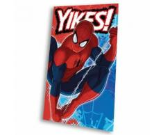 Plaid polaire Spiderman couverture enfant - Textile séjour