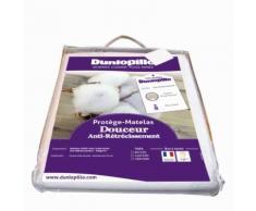 Protège Matelas Douceur Dunlopillo 90X190 Cm - Linge de lit
