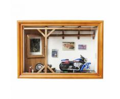 Vitrine décorative Garage Motorbike Kare Design - Décoration murale