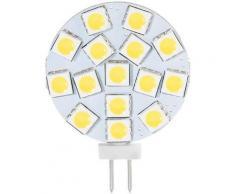 Ampoule LED SMD à culot G4 - Blanc - 3 W - Ampoules à LEDs