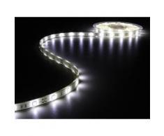 Flexible à led - blanc froid 6500k - 150 led - 5m - 12v velleman lq12w210cw65n - Appliques et spots