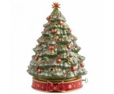 Villeroy & Boch - Toy's Delight Sapin de Noël avec boîte à musique 33cm - vaisselle