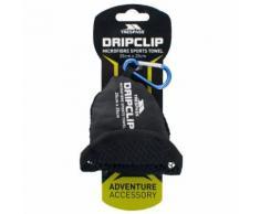Trespass Dripclip - Serviette de sport en microfibre (35 cm x 25 cm) (Bleu) - UTTP551 - Linge de bain