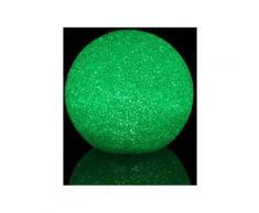 Veilleuse Boule led 18 cm - Lampe d'ambiance - Décoration lumineuse - Lampes