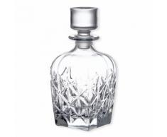 Bruno Evrard - Carafe à whisky en verre luxion 0,86L - platerie, service