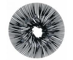 Coupe à fruits Koziol Anemone Ø 32,8 cm Noire - Panier ou malle