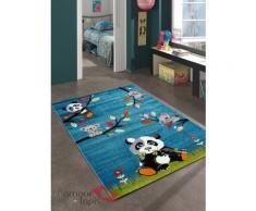 Tapis chambre enfant SKY PANDA Undefined par Unamourdetapis 160 x 230 cm - Tapis et paillasson
