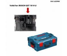 BOSCH L-Boxx 136 + Calage GST 18 V-LI - Rangement de l'atelier