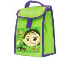 Lunch Bag Sac Isotherme Fraicheur Enfant Exploratrice Vert - Autres