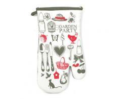 Gant de cuisine - Motifs nature - Gant anti chaleur - Autres