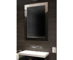 Miroir de salle de bain Infinity à reflet parfait avec éclairage DEL RVB K216Rgb - Miroir