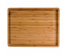 Grande planche à découper bambou 45 x 32 cm - NewCook Optima par Guy Degrenne - Ustensiles