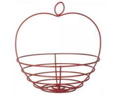 la chaise longue corbeille à fruits pomme réf 32-k2-003r - platerie, service