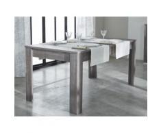 Table à manger en bois rectanulaire L170 cm NAMUR - Tables salle à manger