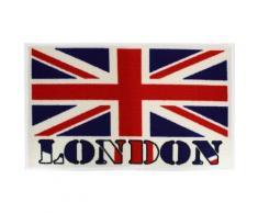Tapis Entrée Cuisine Design Londres London Drapeau 50x80cm - Autres