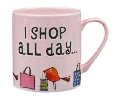 THE GOOD LIFE TASSE I SHOP ALL DAY - Petit-déjeuner