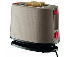 Bodum - 10709-133EURO-3 - Bistro - Grille-pain électrique, 940 W - Grillade et barbecue