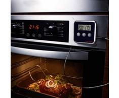 Westmark - thermometre sonde de cuisson minuteur numérique avec aimant - Ustensiles