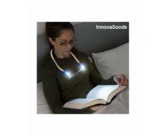 Lampe de lecture led pour tour de cou innovagoods - Eclairage extérieur