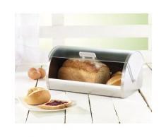 Boîte à pain avec couvercle coulissant - Ustensiles