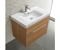 Lavabo à Poser Simple Vasque, 61x46 cm, Céramique, Evo - Installations salles de bain