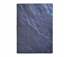 STAMPA Tapis imprimé 120x170 cm - Granit - Tapis et paillasson
