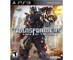 Transformers - La Face Cachée de la Lune - PlayStation 3