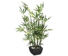 Plante artificielle - Bambou - H 76 cm - Objet à poser