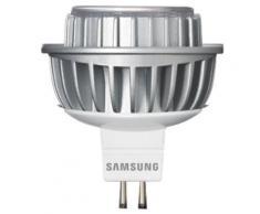 Spot led samsung mr16 230v 7w blanc chaud 40° - Ampoules et câbles