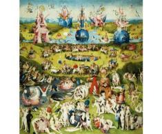 Jérôme Bosch Papier Peint Photo/Poster Autocollant - Le Jardin Des Délices, 1500, 2 Parties (250x240 cm) - Décoration murale