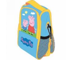PEPPA PIG Sac Isotherme Lunch - Ustensiles