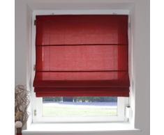 Store Bateau Tamisant Rouge - Fenêtres et volets