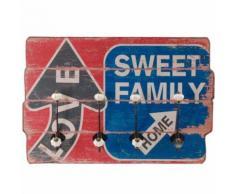 Porte-manteau mural Family - Ensemble de meubles