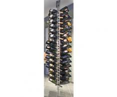 SOBRIO - Porte bouteille pose libre en plexiglas pour 136 bouteilles de champagne - ACI-SBR221 - nologie