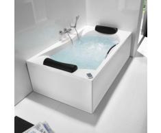 Baignoire Rectangulaire 2 Places Becool Roca 1900 X 1100Mm - Blanc - Installations salles de bain