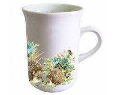 Tasse allongée pour le thé en céramique by Cbkreation - vaisselle