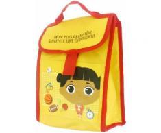 Lunch Bag Sac Isotherme Fraicheur Enfant Champion Jaune - Autres