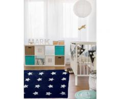 Tapis chambre bebe ETOILE BLANCHE Tapis Enfants par Unamourdetapis 120 x 170 cm - Tapis et paillasson