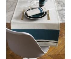 Chemin de Table Sarah Lavoine radis noir 50 x 170 cm Winkler - Linge de table