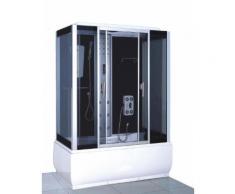 BAIGNOIRE BALNEO MASSANTE - ANGLE HAUTE - BAIN TOURBILLON - 150 x 83 - m. SICILY - Installations salles de bain