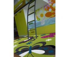Tapis chambre enfant KIDS PAPILLONS Undefined par Unamourdetapis 120 x 170 cm - Tapis et paillasson