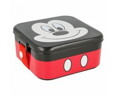 Lunch box bento Character de Mickey Mouse (0/6) - Conservation