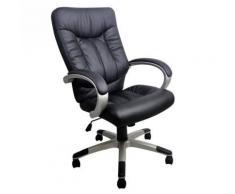 Manager Fauteuil De Bureau Noir - Sièges et fauteuils de bureau