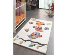 Tapis KIDS CHOUETTES Tapis Enfants par Unamourdetapis 160 x 230 cm - Tapis et paillasson