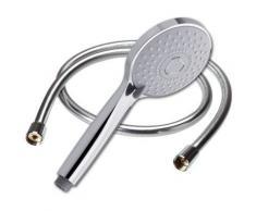 Douchette Alisso Avec Flexible De Douche Isiflex - Accessoires salles de bain et WC
