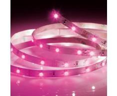Ruban lumineux (plusieurs couleurs disponibles) à led xanlite - 4,5w (équiv. 20w) - 1,5 mÚtres - Ampoules à LEDs